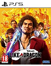 Yakuza Like A Dragon (PS5)