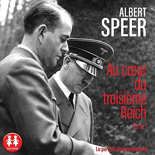 Couverture de Au cœur du troisième Reich 1