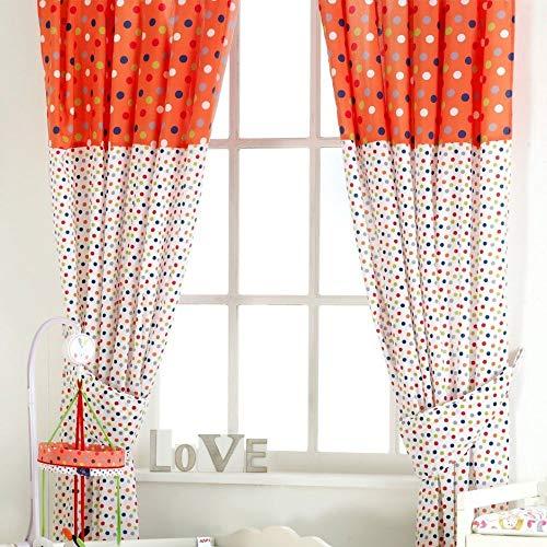 Cotton Tail Nursery Curtains