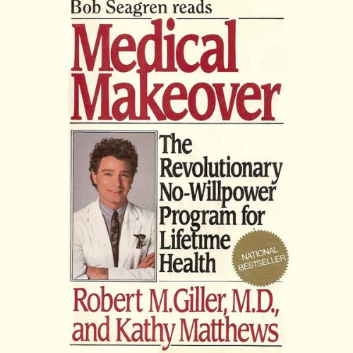 Medical Makeover audiobook cover art
