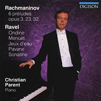 Two Composers: Rachmaninov And Ravel
