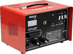 YATO YT-8305 - cargador de batería de 12 / 24v 32a