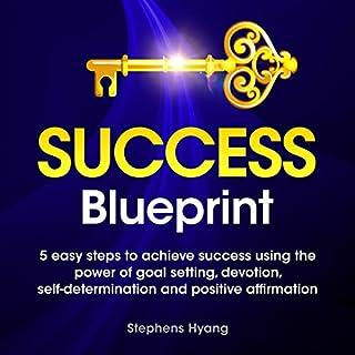 The Success Blueprint audiobook cover art