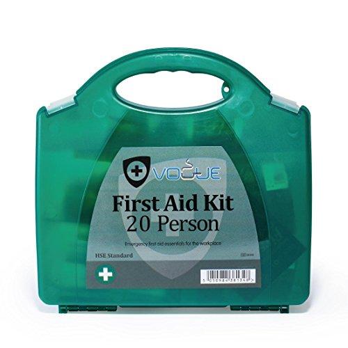 Vogue Gk092 HSE Kit de premiers secours 20 personnes