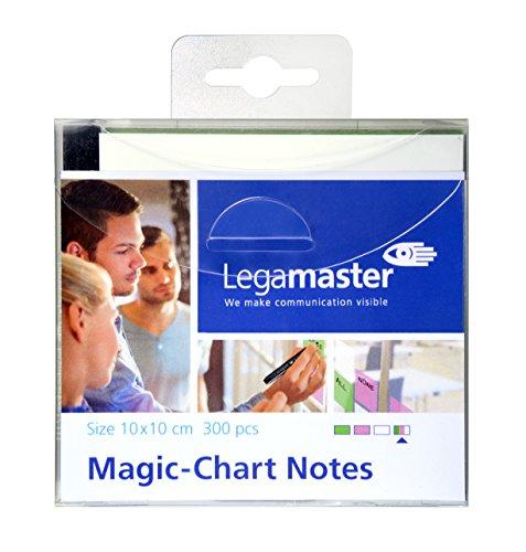 Magic-Chart Notes 10x10cm 300 stuks ASSORTED