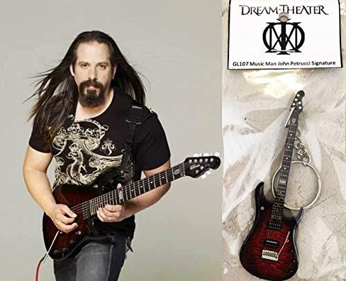John Petrucci Bfr Schlüsselanhänger Gitarre