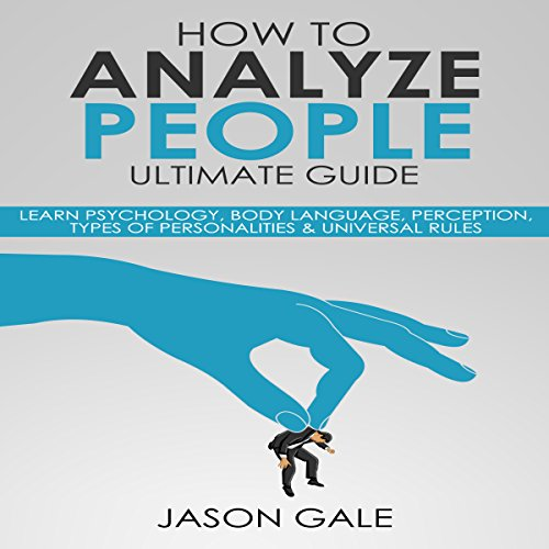 How to Analyze People Ultimate Guide cover art