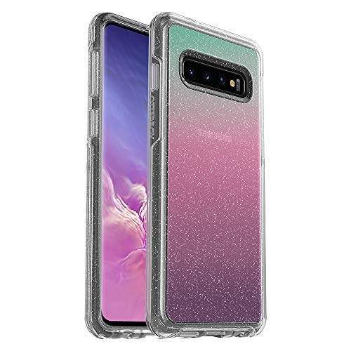 OtterBox SYMMETRY CLEAR SERIES Case for Galaxy S10 - Retail Packaging - GRADIENT ENERGY