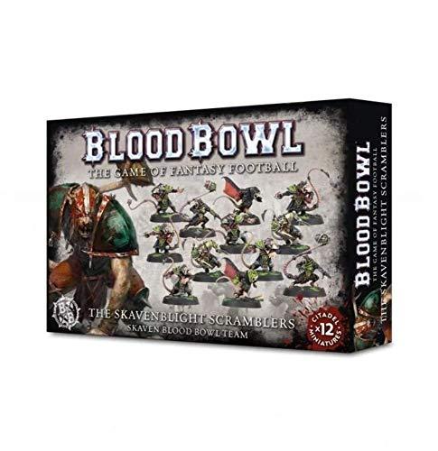 GAMES WORKSHOP 9990000000101 en Blood Bowl: El Juego de los revólveres Skavenblight