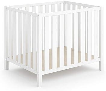 Vitalispa 2in1 Laufgitter Marie Laufstall Baby Krabbelgitter Holz 80x100cm Grau
