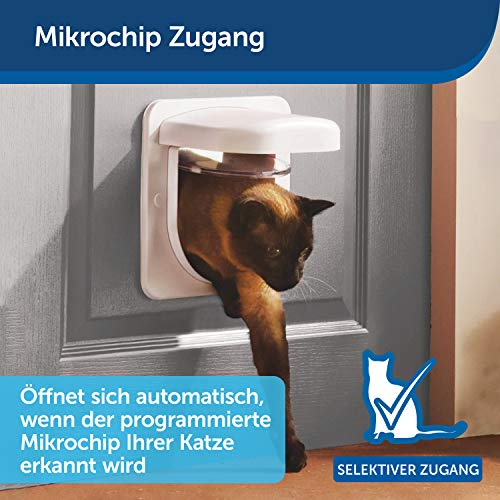 PetSafe Petporte smart flap Katzenklappe mit Mikrochip - 2