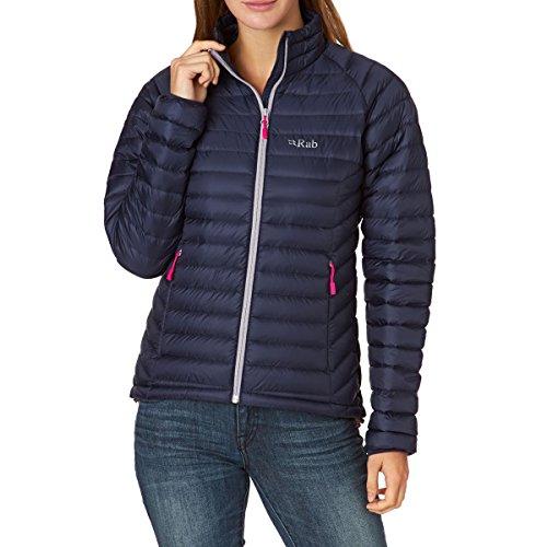 RAB Microlight Jacket - Women's Tasman/Wasabi Small