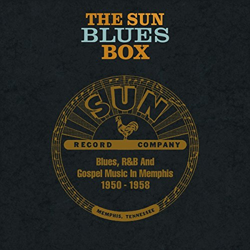 The Sun Blues Box-Blues,R&B and Gospel Music