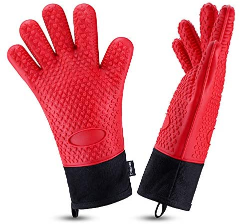 Silicone gloves thin