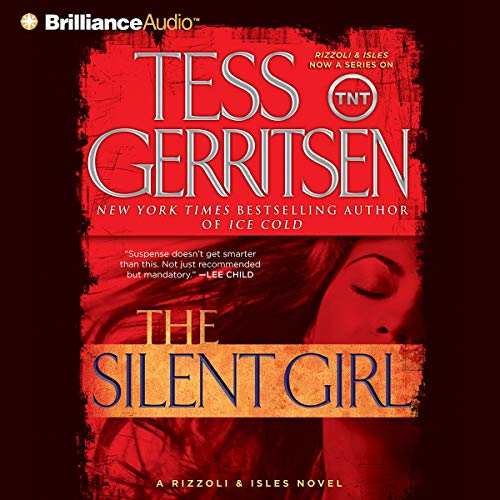 Couverture de The Silent Girl