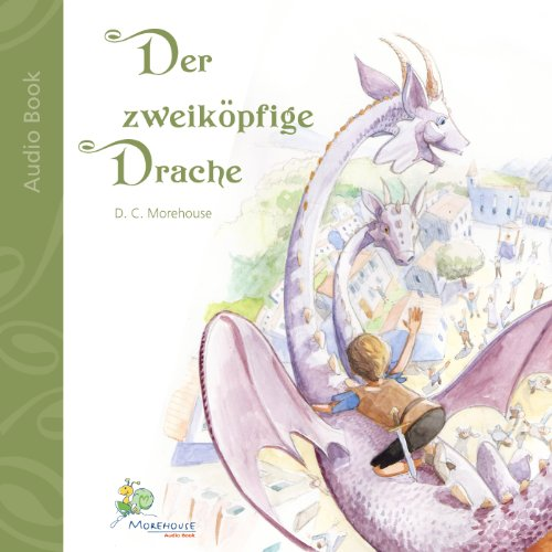 Der zweiköpfige Drache [The Two-headed Dragon] audiobook cover art