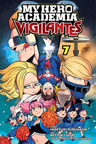 My Hero Academia: Vigilantes, Vol. 7 (7)