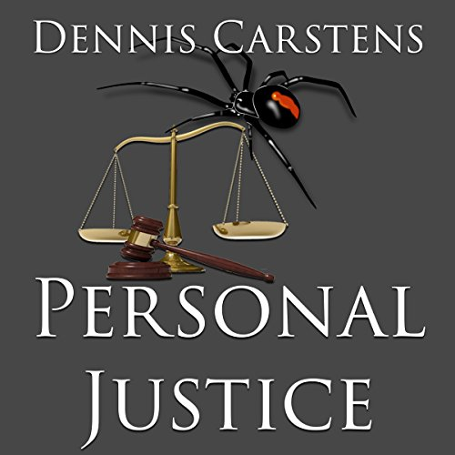Personal Justice audiobook cover art