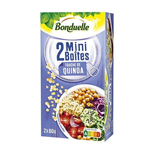 BONDUELLE (ボンデュエール) 蒸しキヌア