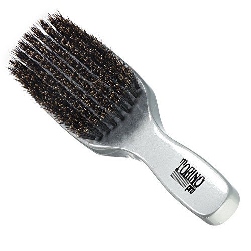 Torino Pro Wave Brush #510 By Brush King - 9 Row, Medium Wave Brush...
