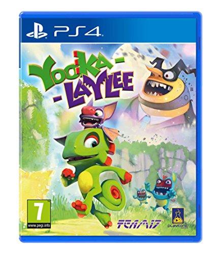 Yooka Laylee - PlayStation 4 [Importación italiana]