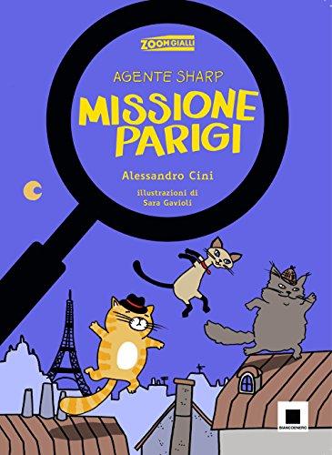 Agente Sharp. Missione Parigi
