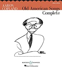 Old American Songs Complete High Voice, Book only