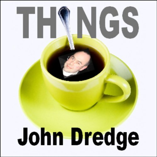 Things audiobook cover art