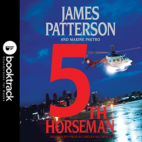 The 5th Horseman: Booktrack Edition Audiobook By James Patterson, Maxine Paetro cover art