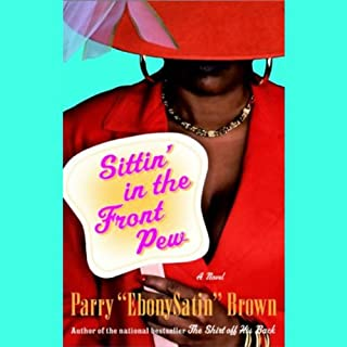 Sittin' in the Front Pew audiobook cover art