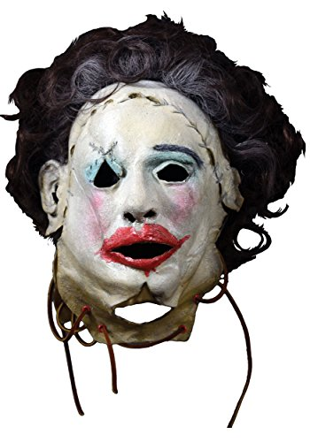 Trick Or Treat Studios Texas Chainsaw Massacre 1974 Leatherface Pretty Woman Mask Standard