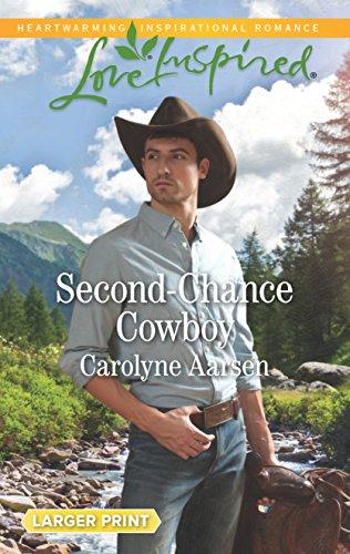 Second-Chance Cowboy (Love Inspired: Cowboys of Cedar Ridge, Band 2)