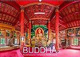 BUDDHA - Buddhistische Tempel in Nordthailand (Wandkalender 2020 DIN A2 quer): Mystische Tempel des Buddhismus in Nordthailand (Monatskalender, 14 Seiten ) (CALVENDO Glaube) - Ernst Christen