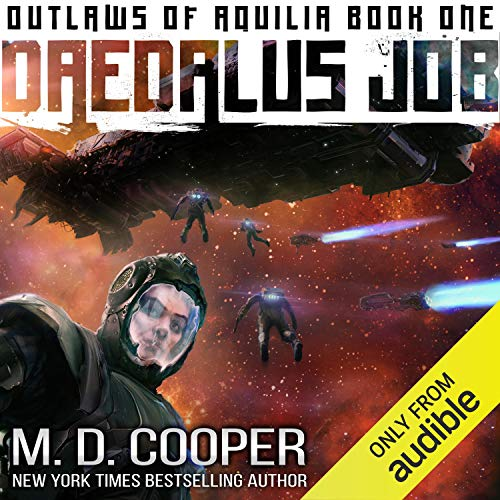 The Daedalus Job audiobook cover art