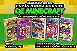 Diario De Un Espía Adolescente De Minecraft: SERIE COMPLETA: LIBROS 1-5 (Una Hilarante Aventura Para 6-12 Años) (Sam...