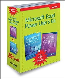 Microsoft Excel Power User's Kit