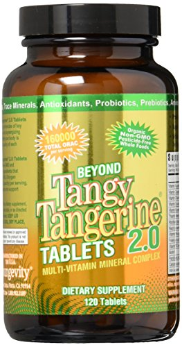 Beyond Tangy Tangerine Tablets 2.0 (120 tablets) Alaska