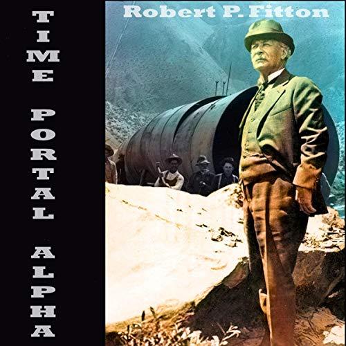 Time Portal Alpha audiobook cover art