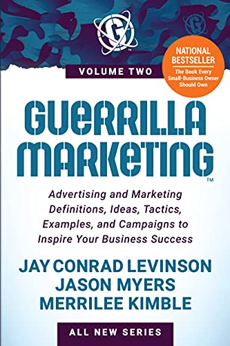 Guerrilla Marketing: Advertising and Marketing Definitions, Ideas, Tactics, Examples, and Campaigns to Inspire Your Business Success (2)