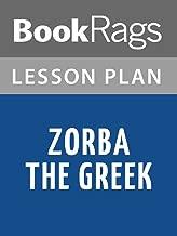Lesson Plan Zorba the Greek by Nikos Kazantzakis