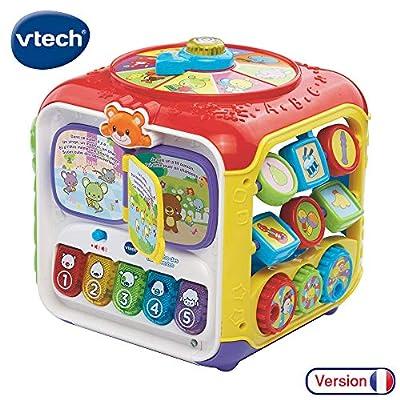VTech - Super cube des découvertes