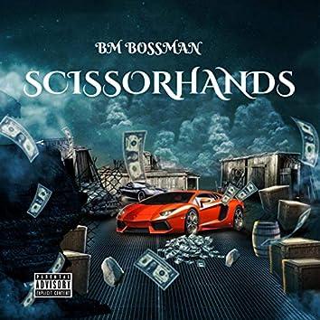 Scisscorhands