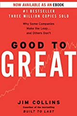 Good to Great: Why Some Companies Make the Leap...And Others Don't Kindle Edition