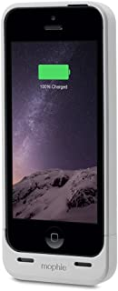 mophie juice pack Air for iPhone 5/5S (1,700mAh) - Silver (Discontinued by Manufacturer)