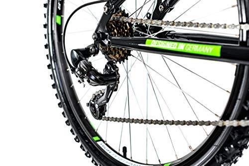 KS Cycling Mountainbike Fully 29'' Slyder schwarz RH51cm - 3