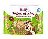Hipp Kinder Knabberprodukte, Farm Alarm, 6er Pack (6 x 45 g)
