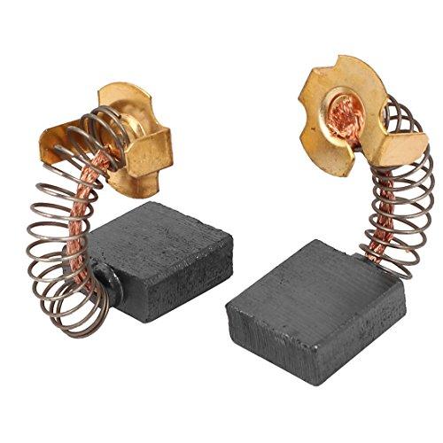 sourcingmap® 2Stk Ersatzteil Motor Kohlebürsten 18mm x 17mm x 7mm für Elektromotoren de