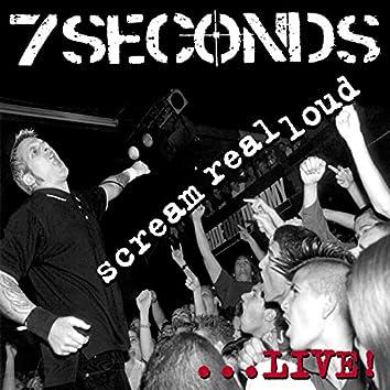 Scream Real Loud (Live)