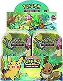 Pokémon POK81385 TCG: Kanto Friends Mini lata (uno al azar) , color/modelo surtido