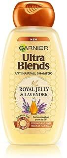 Garnier Ultra Blends Shampoo, Royal Jelly and Lavender, 340ml